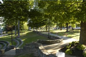 Shepard's Park In Lake George NY