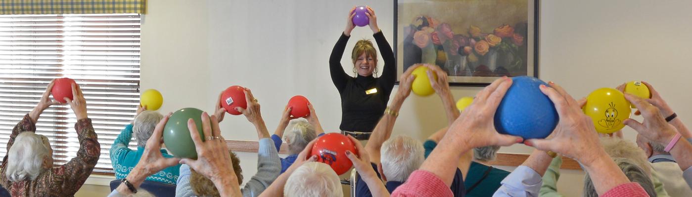 Memory Care at Eddy Hawthorne Ridge group program