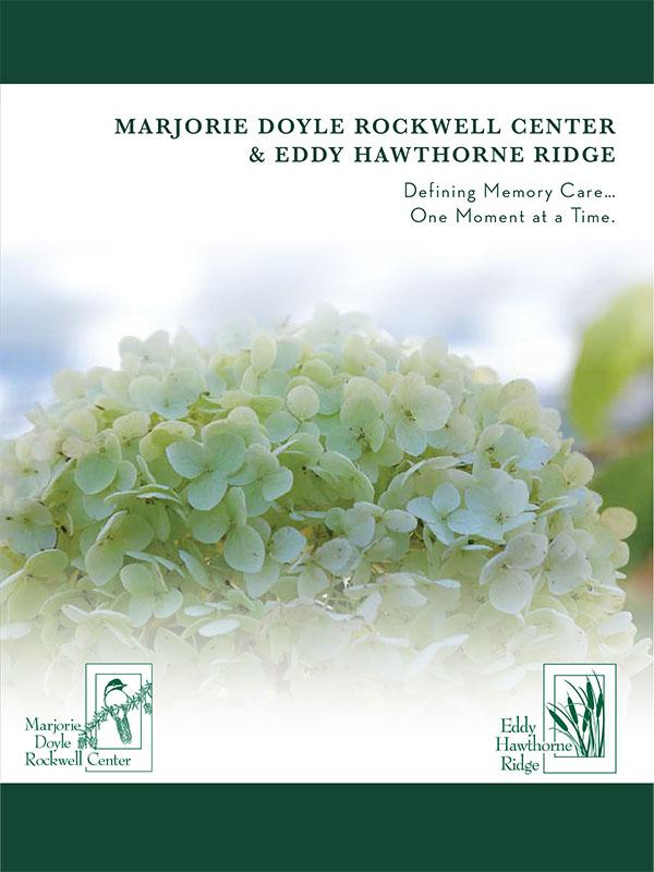 Eddy Memory Care Brochure