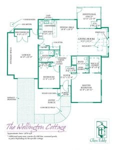 The Wellington Cottage