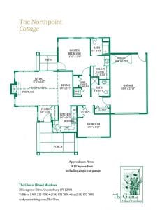 The Northpoint floor plan