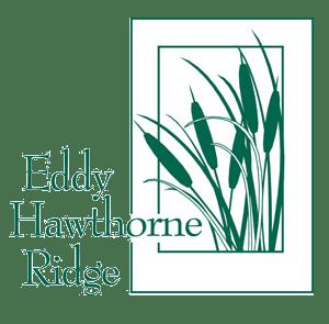 Eddy Hawthorne Ridge Logo
