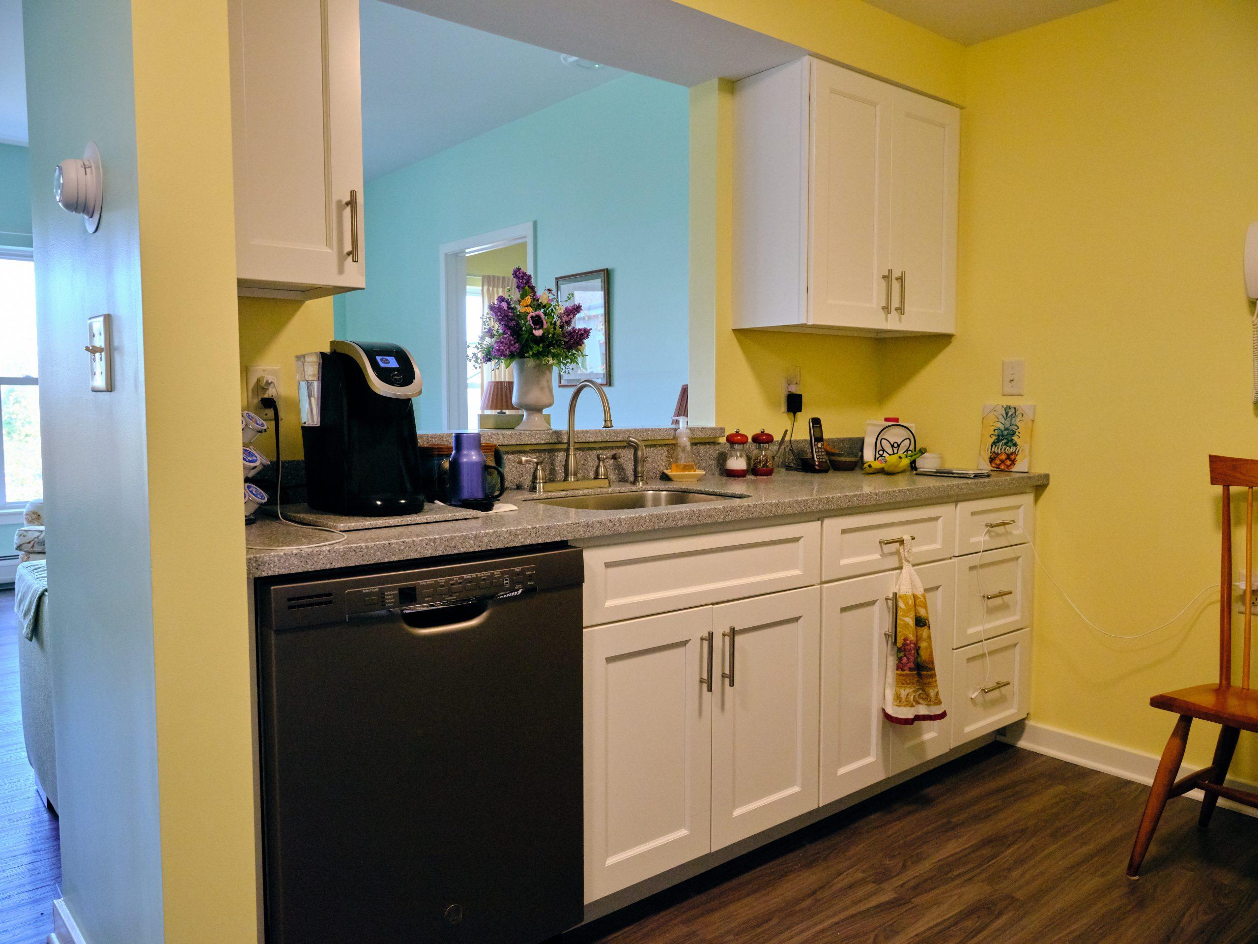 Hawthorne Ridge kitchen