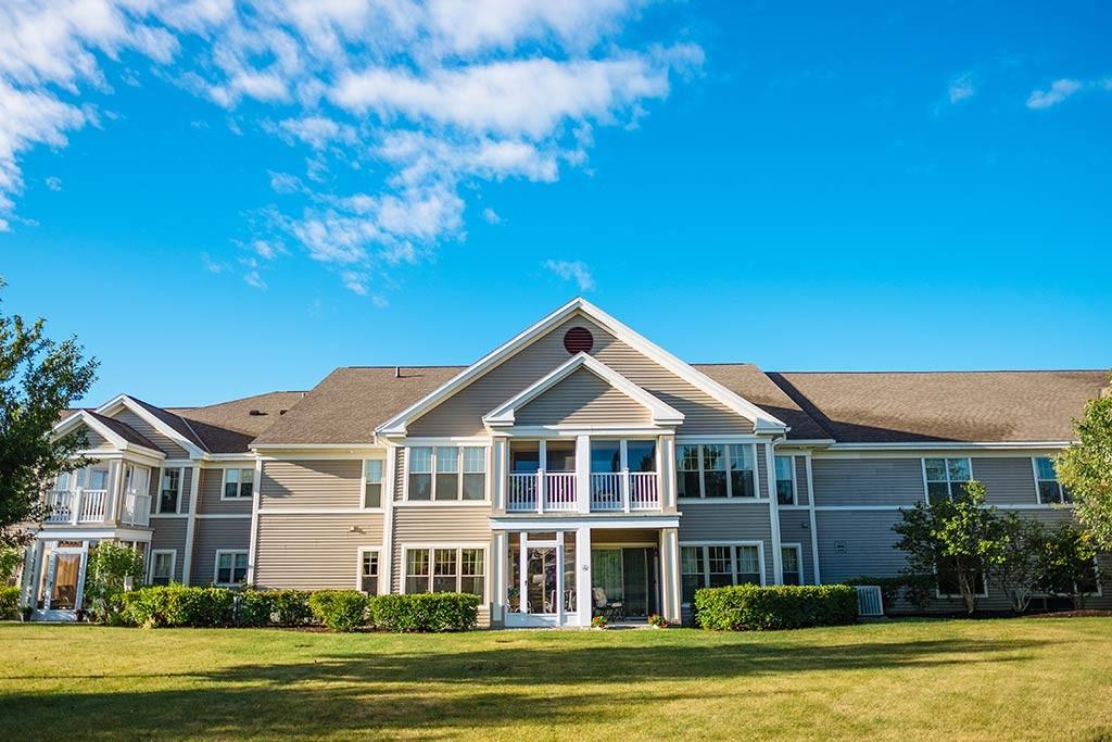 Hiland Meadows building exterior