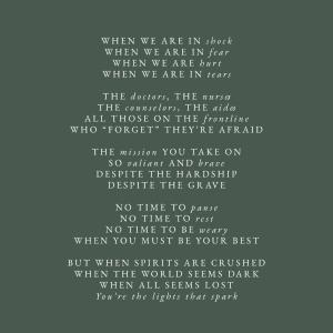 Our Heroes Poem