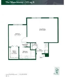 The Manchester Floor Plan