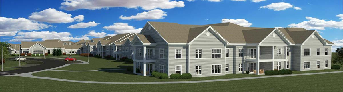 Overall 3D-View rendering