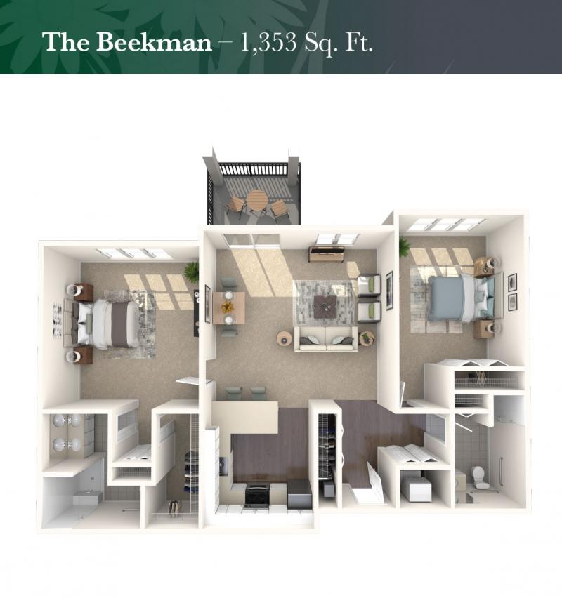 The Beekman Rendering