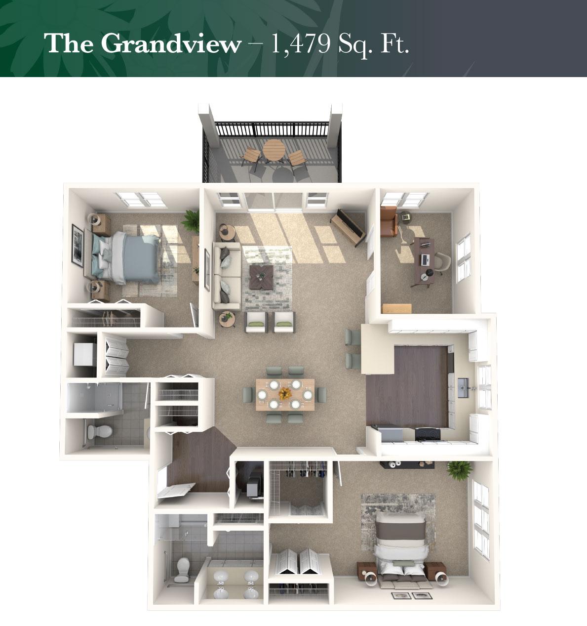 The Grandview Rendering