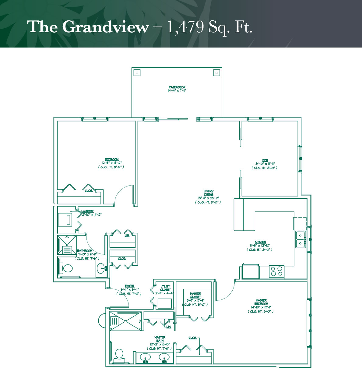 The Grandview Floorplan