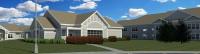 Wellness Center 3D-View render