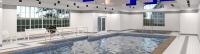 Wellness Center Pool render
